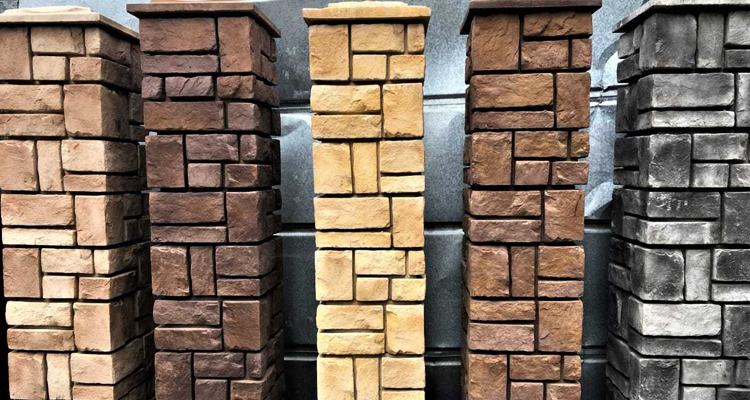 Изготовление декоративных заборных блоков в Муроме